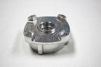 High Precision Prototype Machined Parts , Aluminum Metal Rapid Prototyping